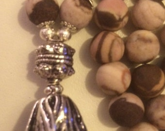 Necklace necklace 80 cm approx...