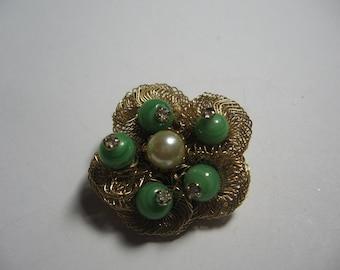 Vintage Weiss Pin Brooch