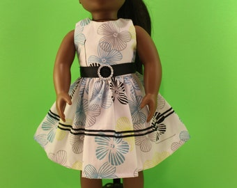 18 Inch Doll Clothes Summer Party Dress