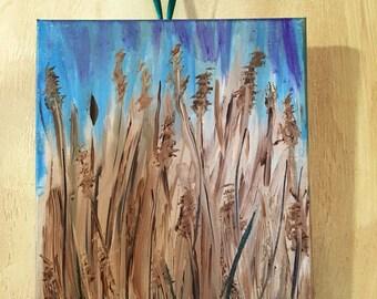 Wirey Wheats-11x14-