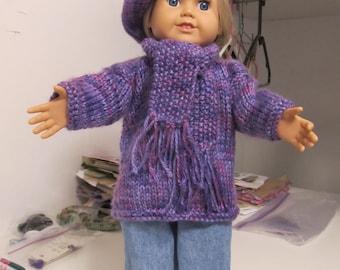 18 inch fashion doll clothes