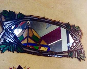 Mirror Hawthorn Tiffany