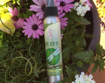 All Natural Herbal iInsect Repellent