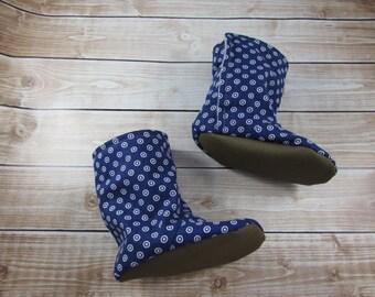 Polka boots