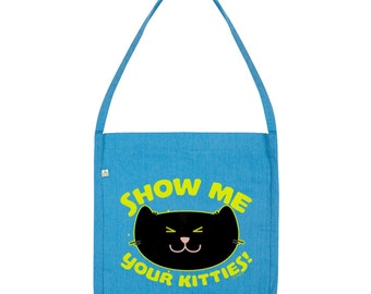 Show Me Your Kitties! Tote Bag