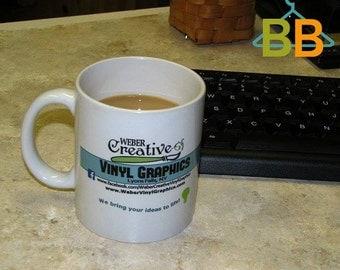 Custom Mug - Business Branding - Marketing Mug
