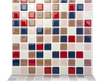 Peel And Stick Tile Etsy