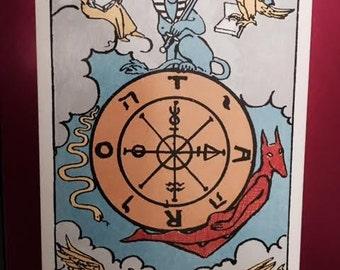 Tarot Reading - 10 Card
