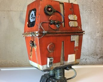 Orange Gonk droid GNK-03 (1/6 scale)