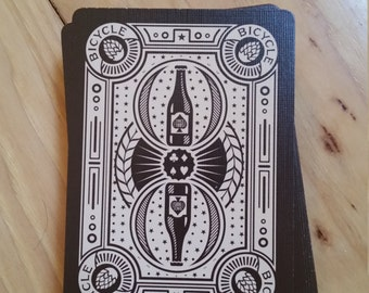 Playing Card Divination - Three-Card Layout