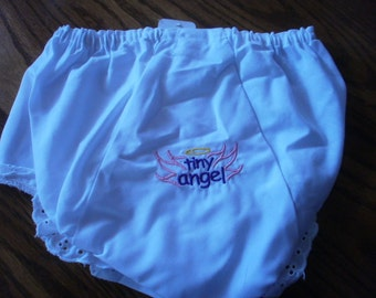 Tiny Angel Diaper cover 12-24 mo