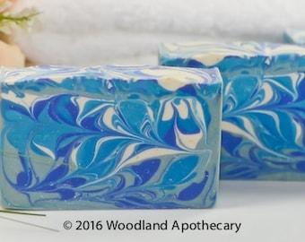 Luxury Artisan Soap - Curve for Men