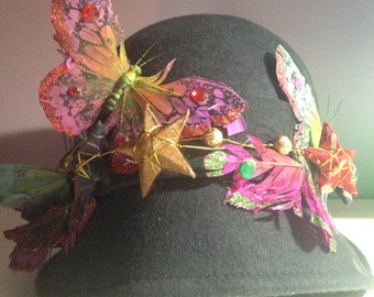 Butterfly Kisses Hat