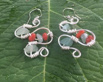 Dancing Bead Earrings