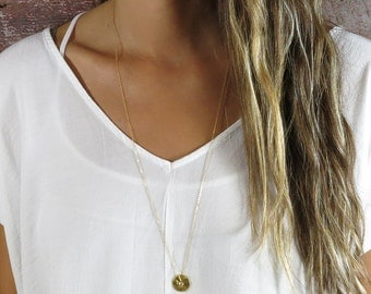 Circle Power Necklace