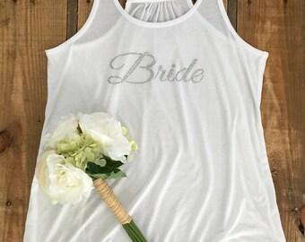 Bride Bling Tank