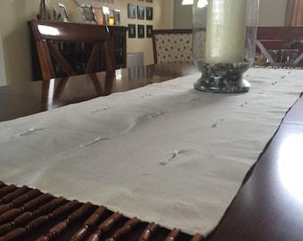 Hand Made Table Runner