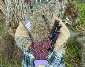 Scott Swampy Garden Gnome