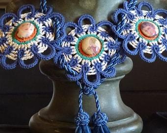 Creator necklace three faces