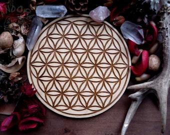Pentacle Flower of Life, Flower Pythagoras