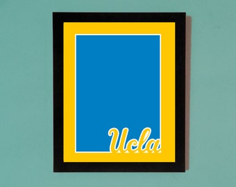 UCLA Bruins Picture Frame Mat