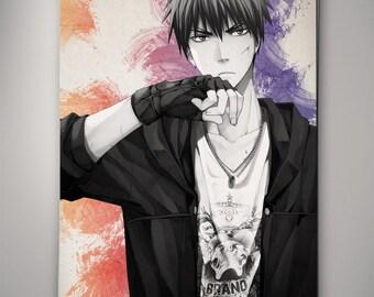 Taiga, Kuroko no Basket, Anime Poster, Anime
