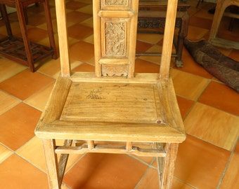 Lovely antic Chinese chair
