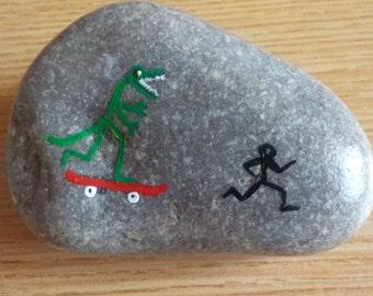 Tyrannosaurus Skater