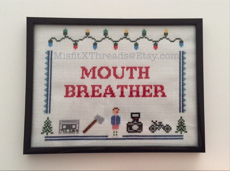 Image result for Eleven Mouth Breather