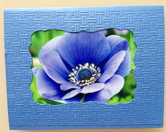 Hope Blue Flower