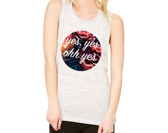 Ohh Yes Tank Top