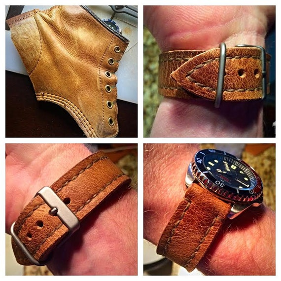 Custom Vintage Strap