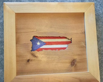 Custom Made to Order Puerto Rico or any other state or country of your choice