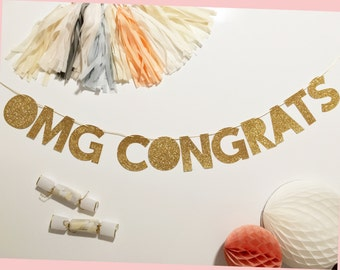 Graduation Party Decorations | Graduation Party | Congrats Banner Decorations