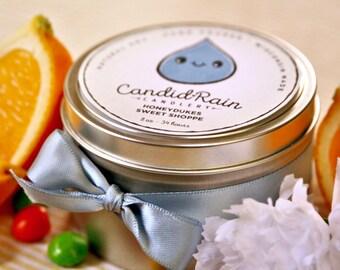 Honeydukes Sweet Shoppe, Natural soy candle, Natural soy tin candle, Scented soy candle, Hand poured soy candle, Soy candle, Harry Potter