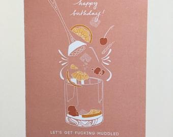 Muddled Birthday