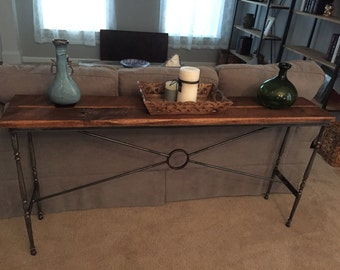 Console Table - Delivery or Pick Up Only