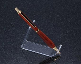 Handmade Wood Slimline Pencil