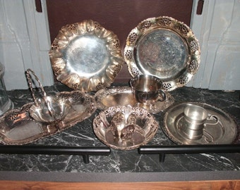 Lovely set of bowls / Jewelry holder