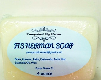 Handmade Sportsman Soap-natural-sportsman soap