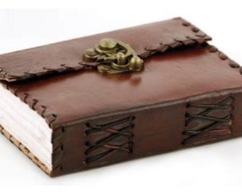 Little Leather Notebook