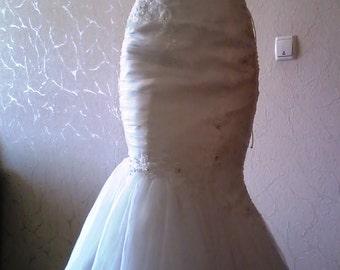 1.Fish. A new wedding dress. Рыбка. Новое свадебное платье.