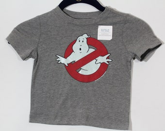 Ghost Busters T-Shirt size 12/18M