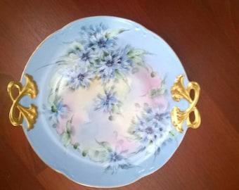 Alice Bavaria Vintage  Plate