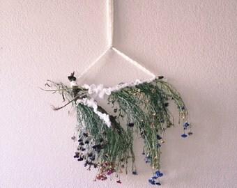 Wildflower Wall Hangings