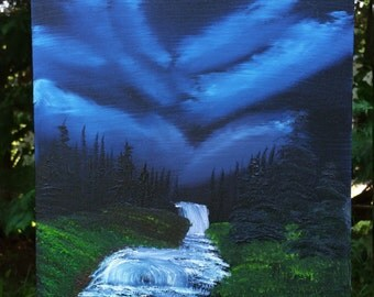 Nightime Falls