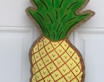 Pineapple Paradise Decorative Door Hanger