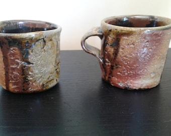 Wood Fired Mugs