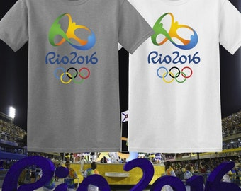 RIO 2016 Shirt Olympic Games T-shirt