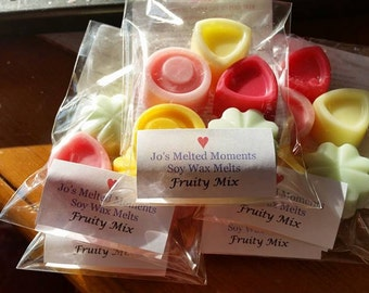 Mixed Soy Wax Melts